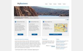 Mybusiness Template Portfolio Full