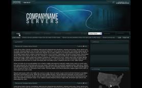 Servercompany Template Portfolio Full