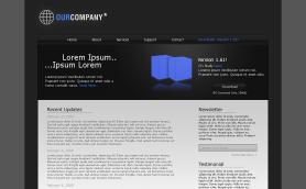 Softwarecompany Template Portfolio Full