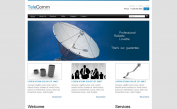 Telecomm Template Portfolio Full