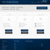 Idesign Client Site Screenshot