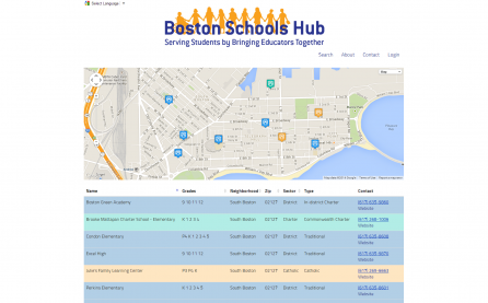 Bostonschoolshub Map Portfolio Full
